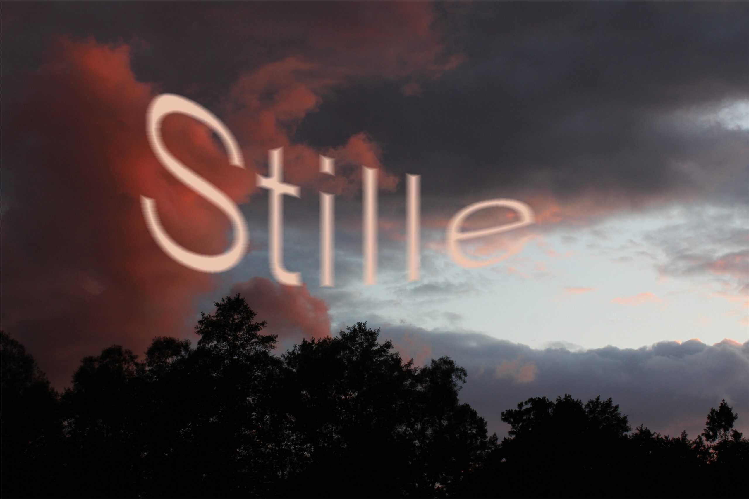 74 Wolken Stille
